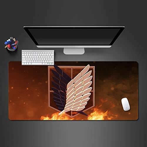 ing-Mauspad Spiel-Pad-Spiel-Computer-Tisch-Tastatur-Spiel-Pad 2 700x300x2 ()