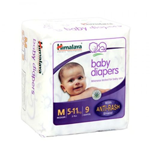 HIMALAYA total care baby pants diaper with clinically tested
