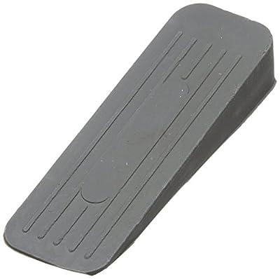 Bulk Hardware BH02509 Deluxe Heavy Duty Non-Slip Rubber Door Wedge