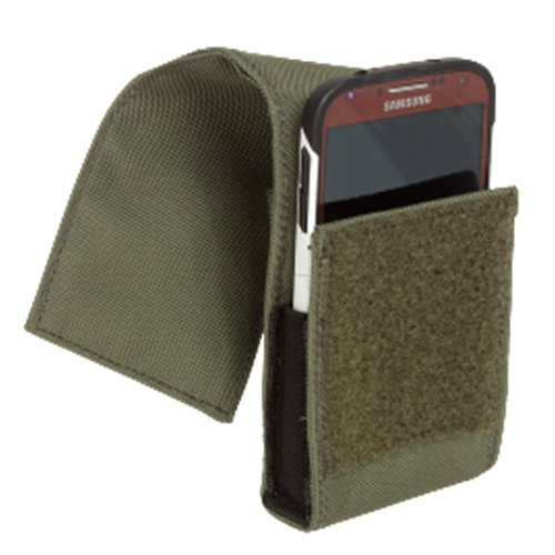 VOODOO TACTICAL MOLLE Handy Tasche, Unisex, Cell Phone Pouch, OD