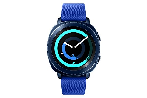 Samsung Gear Sport Reloj Inteligente Azul SAMOLED 3