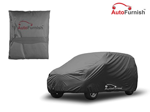 Autofurnish Matty Grey Car Body Cover For Maruti Alto -...