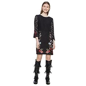 Desigual Vest_vermond, Vestido para Mujer