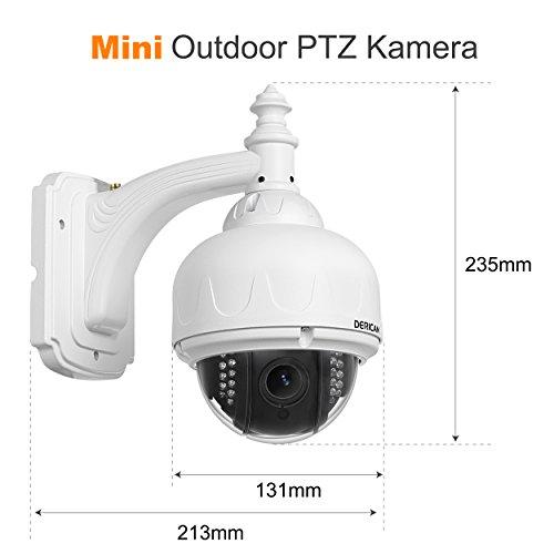 Dericam Wlan IP Kamera - 4