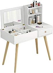 Makeup Organizer Vanity Table Bedroom Furniture Dressing Table Simple Modern Bedroom Multifunctional Drawer Dr
