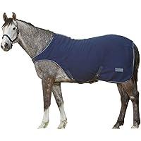 In pile führmaschinendecke führ aria–Coperta renale Walker per cavalli blu