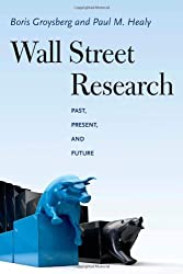 Wall Street Research: Past, Present and Future