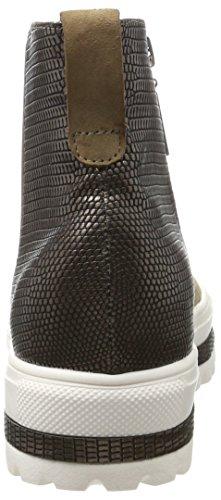 GERRY WEBER Damen Lola 04 Hohe Sneaker Mehrfarbig (Fango-KOMBI (691))