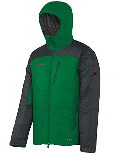 Mammut Ambler Hooded Jacket Men - Daunenjacke mit Kapuze amazon/graphite