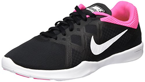 best loved 1f02a 5688f Nike 749183-008 Women S Wmns Lunar Lux Tr Black White Pink Blast Cl- Price  in India