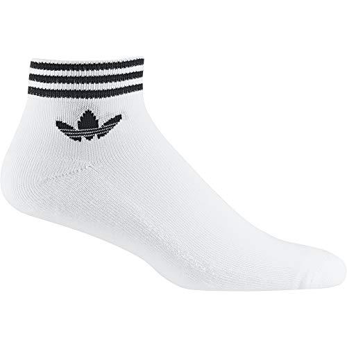adidas Socken TREF ANK SCK HC Größe: 35-38 Farbe: white/black -