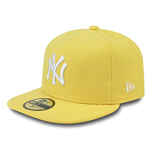 NY Yankees - Yellow/White