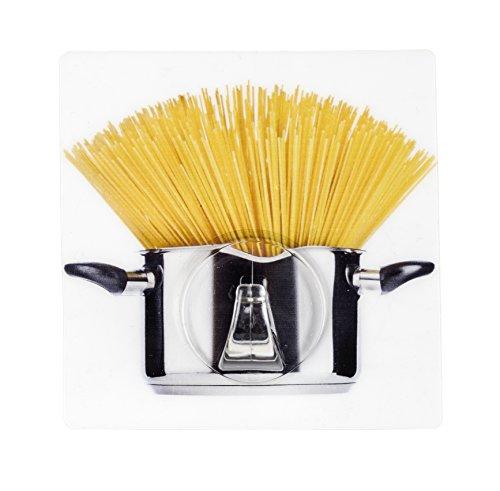 Wenko 436350100 Static-Loc Spaghetti Crochet Plastique Multicolore 28 x 28 x 13 cm