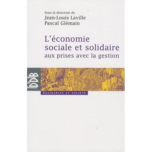 L'économie sociale et solidaire aux prises avec la gestion