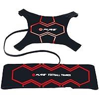 Solo Fußball Kick Off Trainer mit Verstellbarem Hüftgürtel für Kinder und Profis