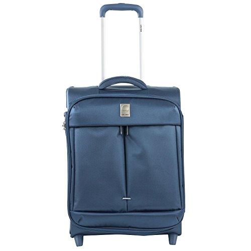 Delsey Flight de cabina con 2ruedas (55cm Slim (Sale) Azul azul