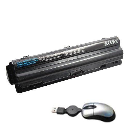 amsahr XPS14-05 Ersatz Batterie für Dell XPS 14/14(L401X)/15/15(L501X) - Umfassen Mini Optische...