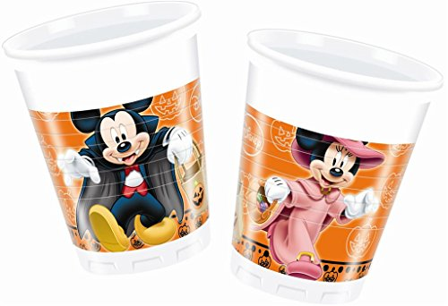 Procos S.A. Mickey Mouse Halloween Ice Cream Bowls (Mickey Halloween-dekoration)