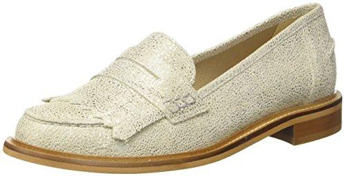 BATA 5142272, Mocassins (loafers) femme Argent