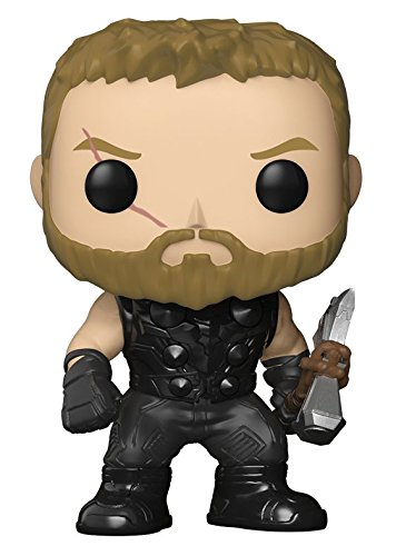 (Funko Pop Marvel: Avengers Infinity War - Thor Collectible Figur)