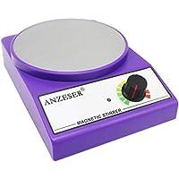 ANZESER Agitador magnético Mezclador magnético 3000 RPM con capacidad de agitación máxima de la barra de agitación 3000 ml