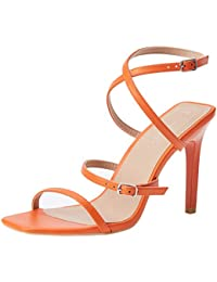 327b7ee1133d65 Suchergebnis auf Amazon.de für  Riemchen Pumps - Orange   Schuhe ...