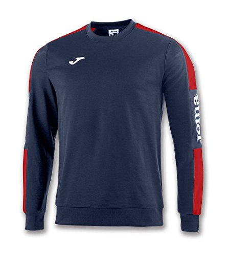 JOMA FELPA CHAMPION IV NAVY-ROSSO Uniforms NAVY-ROSSO