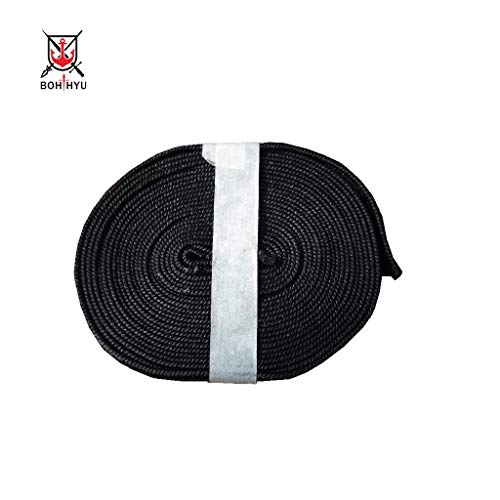 Boyu Synthesis Silk tsuka ito 15.7ft Wrapping Cord for Binding Suitable for Wrapping Japanese Samurai Sword Katana wakizashi or Tanto (SZ03, 400cm / 15.7ft)