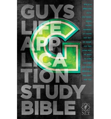 [(Guys Life Application Study Bible-NLT )] [Author: Tyndale House Publishers]