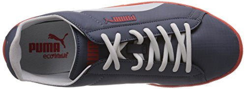 Puma Archive Lite Lo Ripstop, Low-top mixte adulte Gris - Grau (grisaille-white-cherry tomato 04)