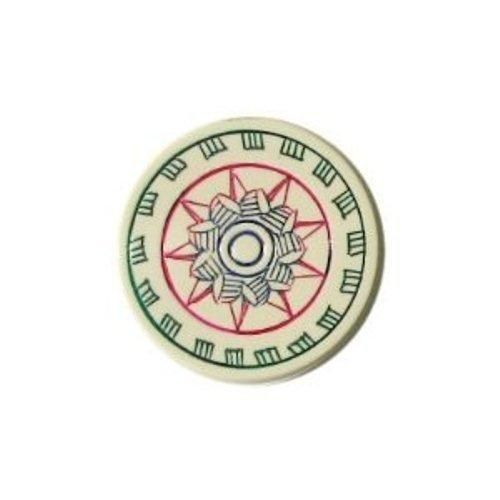 Asmodee - ACC9 - Jeu de stratégie - Palet de Compétition - 10 grams