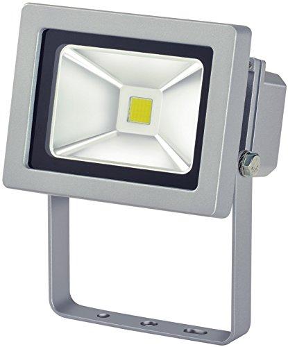 Brennenstuhl 1171250121 L CN 110 V2 Projecteur LED Chip, 10 W, Argent