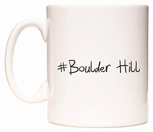 #Boulder Hill Becher von WeDoMugs -