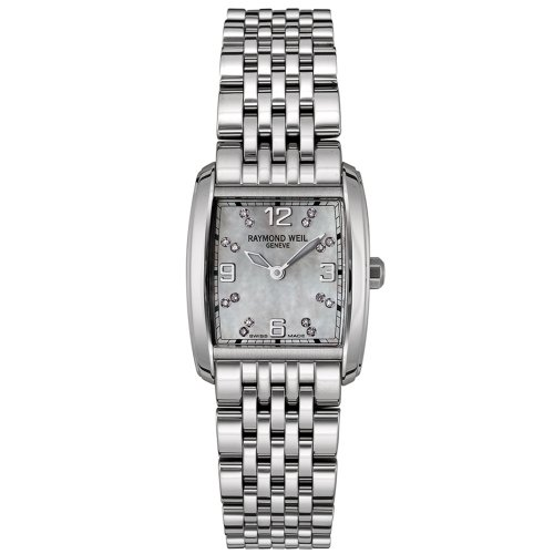 Raymond Weil 5976-ST-05927 - Reloj de pulsera mujer