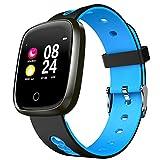 letter54 Swatch Uhren Damen Fitness Uhr Fashion Smartwatche Smartwatch Damen Android Smart Watch Sport Fitness Aktivität Herzfrequenz Tracker Blutdruck Uhr
