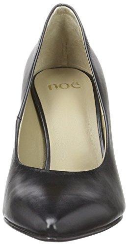 Noe Antwerp Nipola, Scarpe Col Tacco Donna Nero (Nero)
