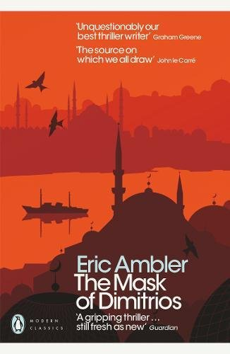 The Mask of Dimitrios Cover Image