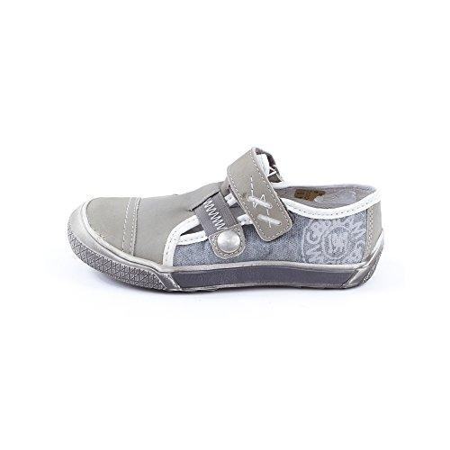 GBB Boy363, Chaussures basses garçon Gris