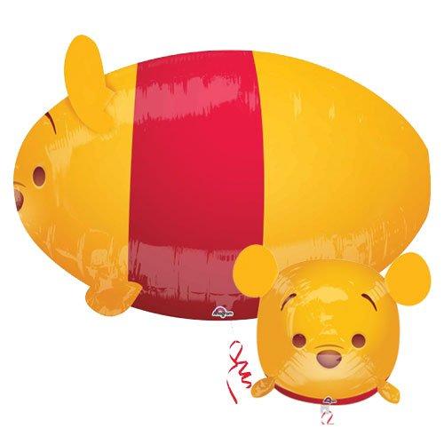Amscan International 8.664.450,5cm Disney tsum tsum Winnie the Pooh Ultra Form (Kostüme Tv Halloween Zeichen)