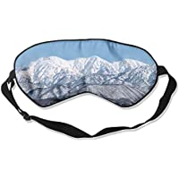 Eye Mask Eyeshade Snow Mountains Sleeping Mask Blindfold Eyepatch Adjustable Head Strap preisvergleich bei billige-tabletten.eu