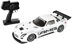 Tamiya - Coche Mercedes Benz radiocontrol Escala 1:10 (46624)