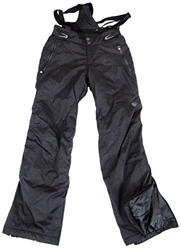 Northland Professional Ski Mauro - Pantalón de esquí para hombre, color negro, talla M