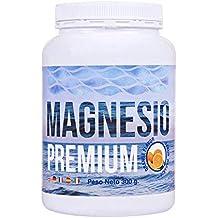 Magnesio en polvo para la obtención de energía y el correcto fiuncionamiento de los músculos –
