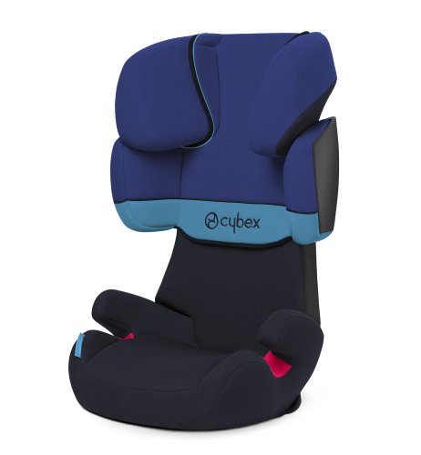 Cybex Solution X Siège auto - Groupe 2/3, Blue moon