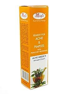Nature's Essence Magic Fruit Extract Acne Magic + Antiseptic Cream, 30g