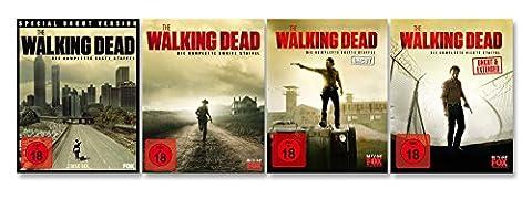 The Walking Dead - Staffel 1-4 uncut (15 Blu-Ray) Deutsche Version