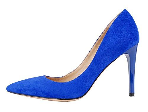 NIUERTE NIUERTEWife - A Collo Basso donna Blue