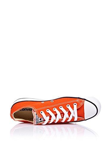Converse All Star Ox Canvas Seasonal, Chaussures de Gymnastique mixte adulte Orange