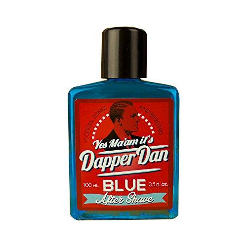 Dapper Dan After Shave Blue 100 ml <p>Kühlendes Rasierwasser mit Menthol</p>