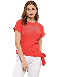 Mayra Women's Regular fit Top